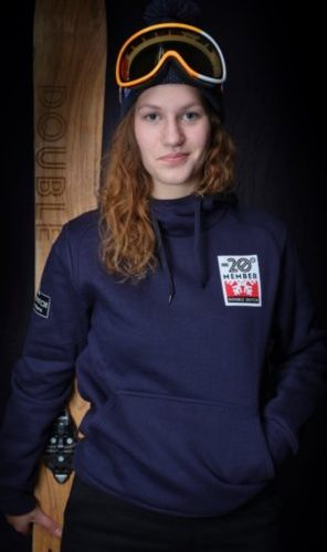 Double Dutch Members Hoodie | -20 Degrees Member | Double Dutch Mountain Events