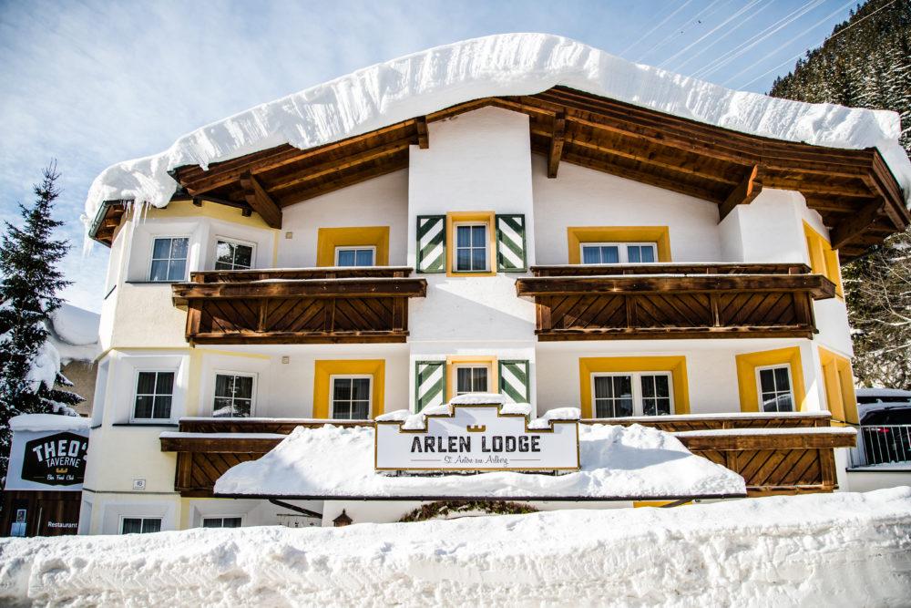 Double Dutch on tour | Hotel ArlenLodge | Double Dutch Mountain Events