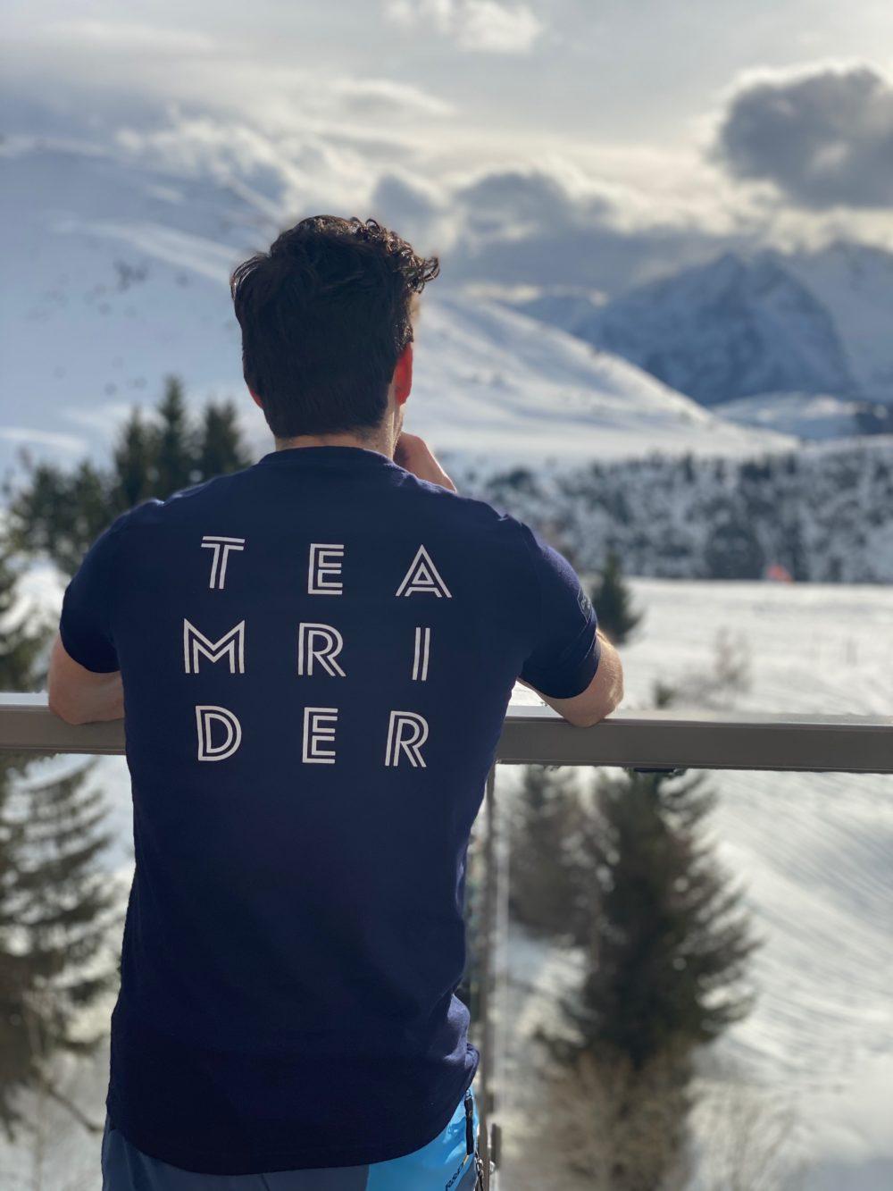 Double Dutch on tour | Teamrider Thijs van Os | Double Dutch Mountain Events