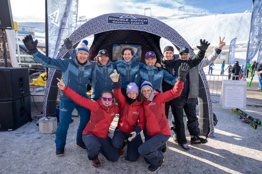 De Winteropening | Crew | Sölden | Double Dutch Mountain Events