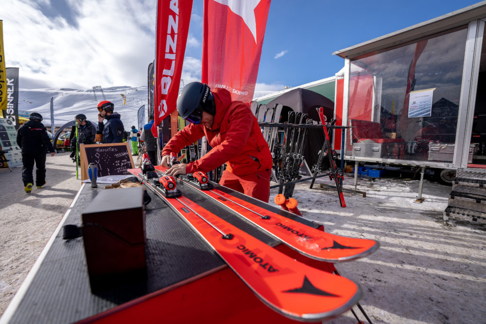 De Winteropening | Sölden | Atomic | Double Dutch Mountain Events