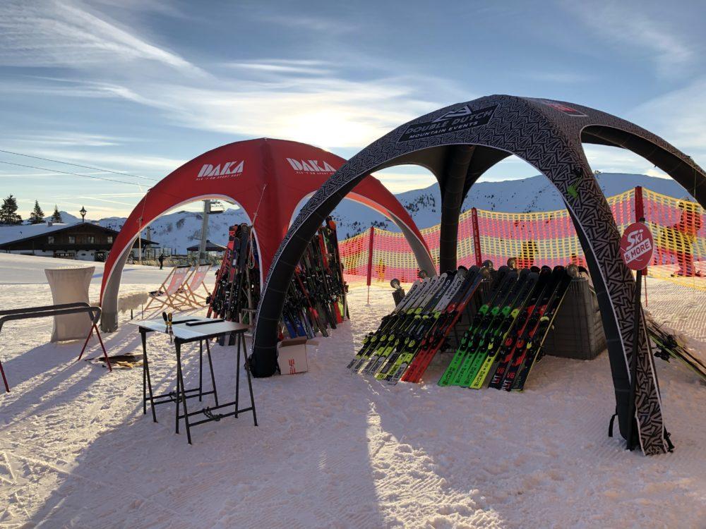 DAKA skitest | Double Dutch Mountain Events